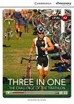 Interactive Readers. Level A2: Three in one. The challenge of the triathlon - Genevieve Kocienda -