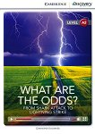 Cambridge Discovery Education Interactive Readers - Level A2: What Are The Odds? From Shark Attack to Lightning Strike - Genevieve Kocienda -