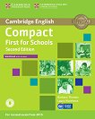 Compact First for Schools - Upper Intermediate (B2): Учебна тетрадка : Учебна система по английски език - Second Edition - Barbara Thomas, Laura Matthews -