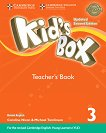 Kid's Box - ниво 3: Книга за учителя по английски език : Updated Second Edition - Lucy Frino, Melanie Williams, Caroline Nixon, Michael Tomlinson -