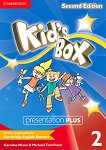 Kid's Box - Ниво 2: Presentation Plus - DVD : Учебна система по английски език - Second Edition - Caroline Nixon, Michael Tomlinson -