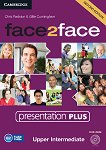 face2face - Upper Intermediate (B2): Presentation Plus : Учебна система по английски език - Second Edition - Chris Redston, Gillie Cunningham -