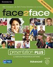 face2face - Ниво Advanced (C1): DVD Presentation Plus : Учебна система по английски език - Second Edition - Chris Redston, Gillie Cunningham, Jan Bell, Theresa Clementson -