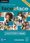 face2face - Intermediate (B1+): DVD Presentation Plus : Учебна система по английски език - Second Edition - Chris Redston, Gillie Cunningham -