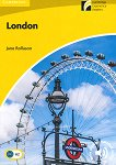 Cambridge Experience Readers - Elementary/Lower-Intermediate (A2): London - Jane Rollason -