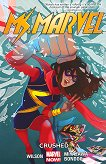 Ms. Marvel - vol. 3: Crushed - G. Willow Wilson -