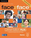 face2face - Starter (A1): Presentation Plus - DVD-ROM : Учебна система по английски език - Second Edition - Chris Redston, Gillie Cunningham -