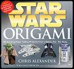 Star Wars - Origami + 72 Sheets Origami Paper - Chris Alexander -