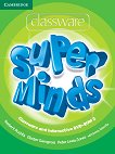 Super Minds - Ниво 2: Classware and Interactive - DVD-ROM : Учебна система по английски език - Herbert Puchta, Gunter Gerngross, Peter Lewis-Jones, Emma Szlachta -