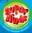 Super Minds - ниво 2 (Pre - A1): Постери по английски език - Herbert Puchta, Gunter Gerngross, Peter Lewis-Jones -