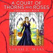 A Court of Thorns and Roses: Colouring Book - Sarah J. Maas -