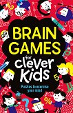 Brain Games For Clever Kids: Puzzles to Exercise Your Mind - Gareth Moore -