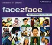 face2face: Учебна система по английски език - First edition : Ниво Upper Intermediate (B2): 3 CD с аудиозаписи на задачите от учебника - Chris Redston, Gillie Cunningham -