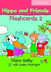 Hippo and Friends: Учебна система по английски език за деца : Ниво 2: Флашкарти - Claire Selby -